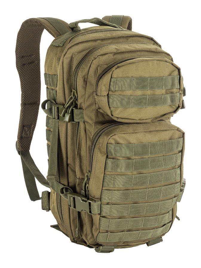 Kirándulás - Zöld hátizsák 20L